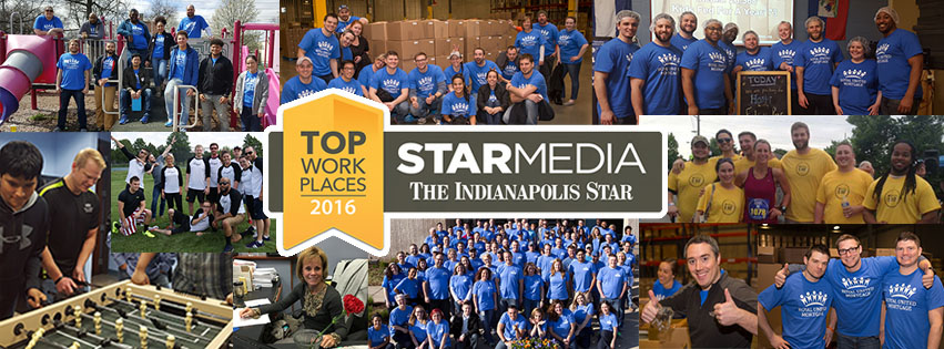 IndyStar Top Places to Work