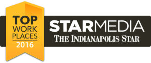 Indianapolis Star Top Workplaces 2016