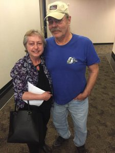 Local Texas Couple save hundreds of dollars a month, through home debt consolidation.