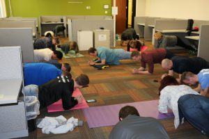 Indianapolis Mortgage Company provides employee health incentives