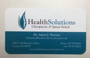 Massage card 3