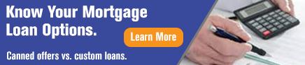 Mortgage Custom Options