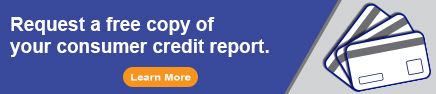 Royal United Mortgage, Free credit report