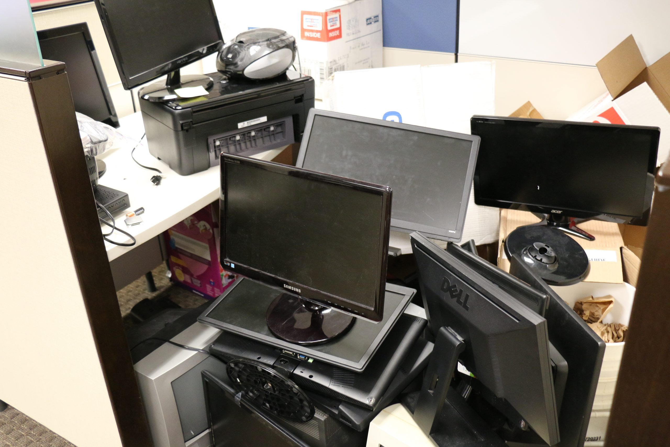 Indianapolis Recycle Force, we recycle electronics to give others a second chance.