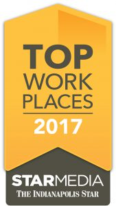 Indy Star Top Workplaces 2017