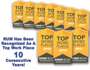 Top Workplaces   10 Years